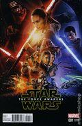 Star Wars The Force Awakens Adaptation (2016 Marvel) 1G