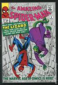 Amazing Spider-Man (1963 1st Series) Mini Comic DVD Promo 6