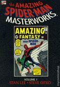Amazing Spider-Man Masterworks TPB (1992 Marvel) 1-REP