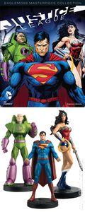 DC Masterpiece Collection Figurine Box Set Plus Magazine (2014 Eaglemoss) SET#3