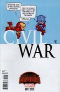 Civil War (2015 Marvel) Secret Wars 1I