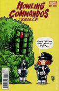 Howling Commandos of Shield (2015) 1E