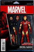 Invincible Iron Man (2015 2nd Series) 1I
