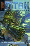 Titan TPB (2000-2003 Black Library) A Warhammer Monthly Presents Graphic Novel 2-REP