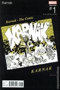 Karnak (2015 Marvel) 1G
