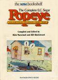 Complete E.C. Segar Popeye Sundays TPB (1984-1986 FB) The Nemo Bookshelf Edition 4-1ST