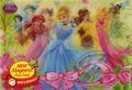 Disney Magnetic Post Card (2014-2016 Monogram) #23671