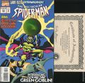 Spectacular Spider-Man (1976 1st Series) 225DF.SIGNED
