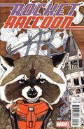 Rocket Raccoon (2014 2nd Series) 9B