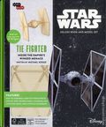 IncrediBuilds: Star Wars TIE Fighter HC (2016 Insight Editions) Deluxe Book and Model Set 1-1ST