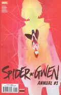 Spider-Gwen (2015 2nd Series) Annual 1A