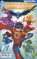 Teen Titans (2014 5th Series) Annual 2