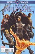 Timely Comics Uncanny Inhumans (2016) 1