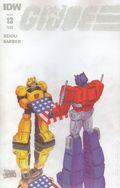 Transformers vs. G.I. Joe (2014 IDW) 13