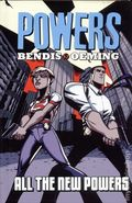 Powers HC (2016 Marvel/Icon) 4th Series Collections 1-1ST