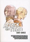 Attack on Ttian Lost Girls SC (2016 A Vertical Novel) 1-1ST
