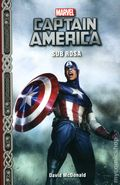 Marvel's Captain America Sub Rosa SC (2016 A Joe Books Novel) 1-1ST