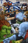 Street Fighter X GI Joe (2016 IDW) 5