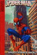 Spider-Man Spidey Strikes Back SC (2005 Marvel) A Target Saddle-Stitched Collection 1-1ST
