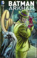 Batman Arkham The Riddler TPB (2015 DC) 1-REP