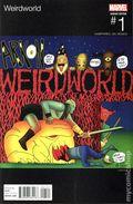 Weirdworld (2015 2nd Series) 1D