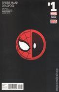 Spider-Man Deadpool (2016) 1K