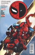 Spider-Man Deadpool (2016) 2G