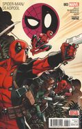 Spider-Man Deadpool (2016) 3E