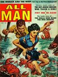 All Man Magazine (1959-1980 Stanley Publications) Vol. 1 #6