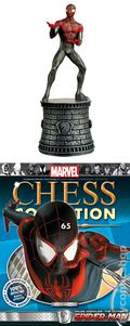 Marvel Chess Collection (2014- Eaglemoss) Figure and Magazine #065