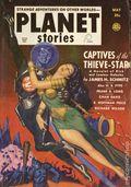 Planet Stories (1939-1955 Fiction House) Pulp Vol. 4 #12