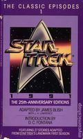 Star Trek The Classic Episodes PB (1991 Bantam Novel) 25th Anniversary Editions 1-1ST