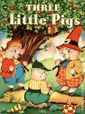 Three Little Pigs (1941 Saalfield) 922