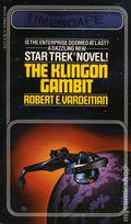 Klingon Gambit PB (1981 Pocket Novel) A Star Trek Novel 1-1ST