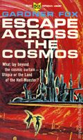 Escape Across the Cosmos PB (1964 Paperback Library) 1-1ST