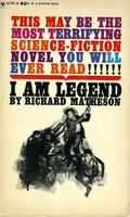 I Am Legend PB (1964 A Bantam Novel) 1-1ST