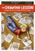 Drawing Lesson GN (2016 Watson-Guptill) A Graphic Novel That Teaches You How to Draw 1-1ST