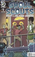 Ghoul Scouts Night of the Unliving Undead (2016) 2A