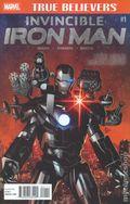 True Believers Invincible Iron Man War Machines (2016) 1