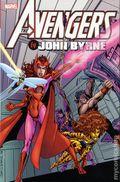 Avengers Omnibus HC (2016 Marvel) By John Byrne 1-1ST