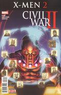 Civil War II X-Men (2016) 2A
