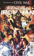 Invincible Iron Man (2015 2nd Series) 11A