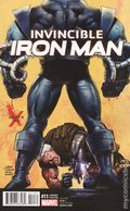Invincible Iron Man (2015 2nd Series) 11B