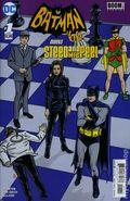 Batman '66 Meets Steed and Mrs Peel (2016) 1A