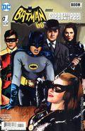 Batman '66 Meets Steed and Mrs Peel (2016) 1B