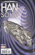 Star Wars Han Solo (2016 Marvel) 2C