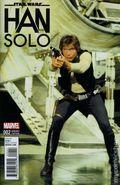 Star Wars Han Solo (2016 Marvel) 2D