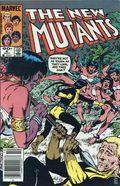 New Mutants (1983 1st Series) Mark Jewelers 8MJ