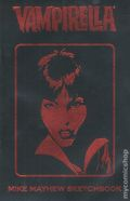 Vampirella Mike Mayhew Sketchbook (2001) NNREDFOIL