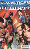 Justice League Rebirth (2016) 1A